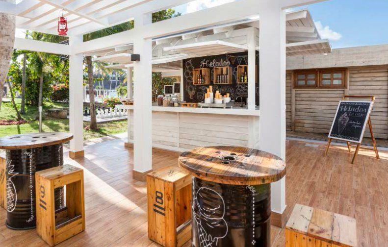 La Panchita es uno de los espacios remodelados para mayor confort de los huéspedes.