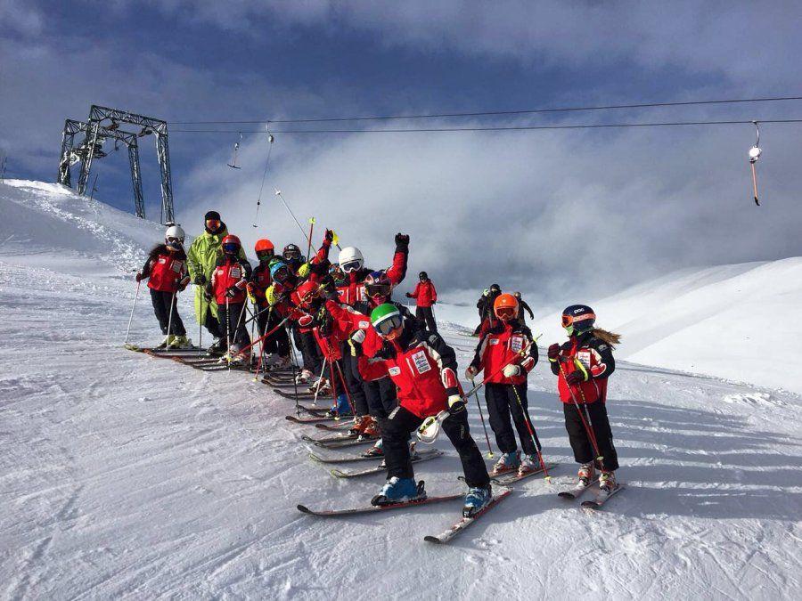 Antillanca es un gran sitio para la practica de esquí y snowboard.