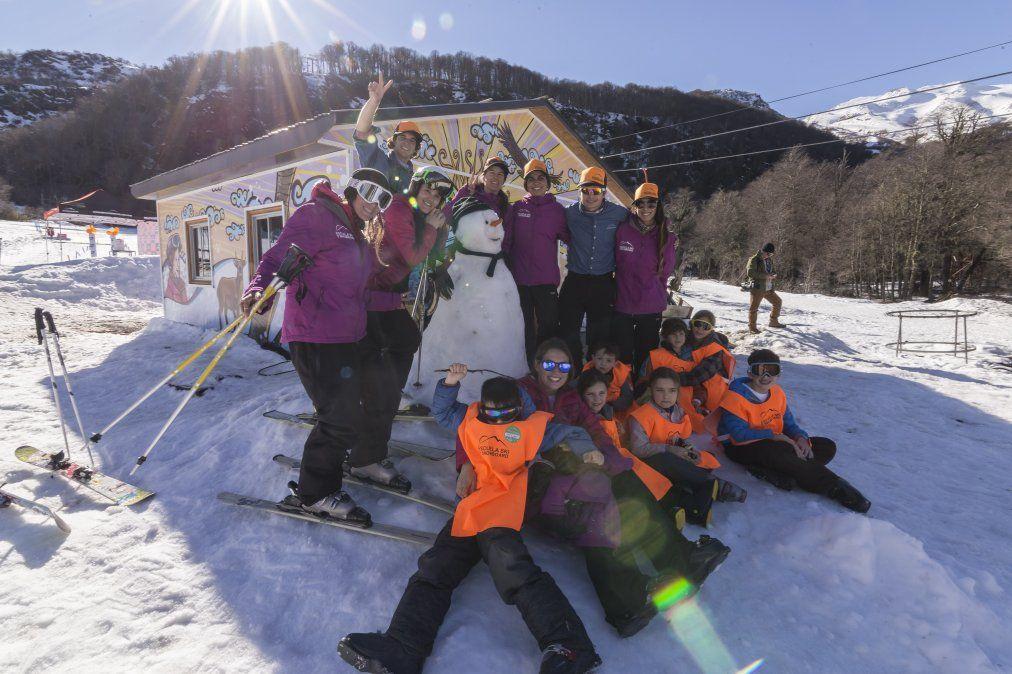Chillán fue elegido este año como mejor centro de esquí de Chile en los World Ski Awards.