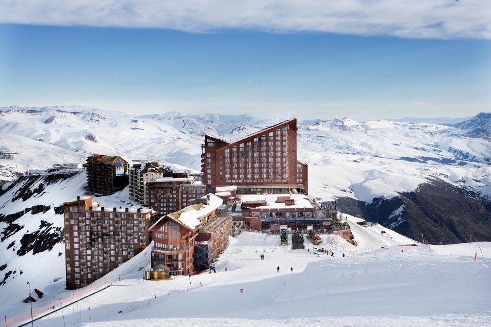 Valle Nevado tiene un total de 40 pistas para esquiadores de todos los niveles.