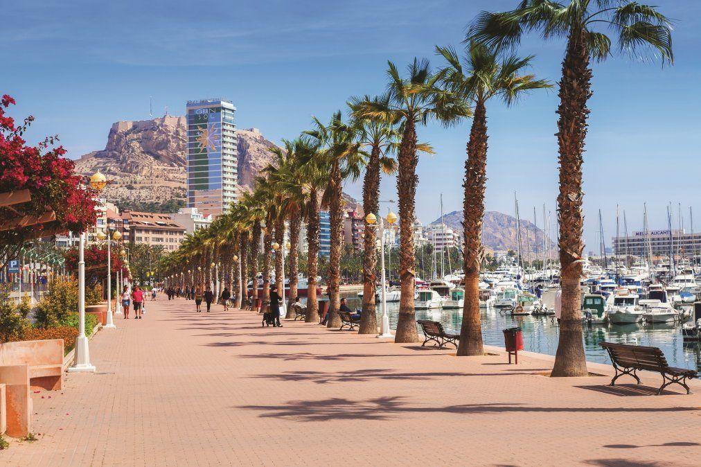 Alicante es un paraíso gastronómico.