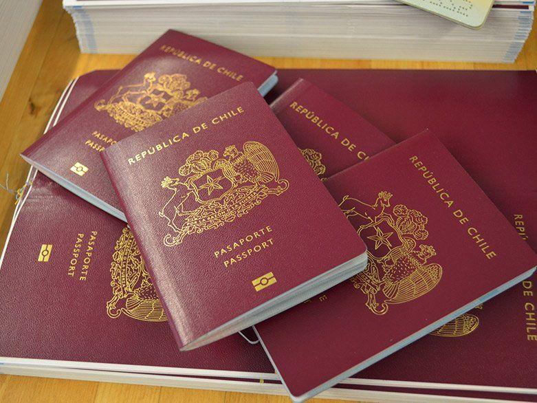 Son 52 los países que solicitan a los chilenos una visa para entrar.