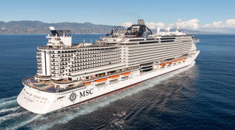 MSC Cruceros apunta a seguir creciendo con buques como el MSC Seaside