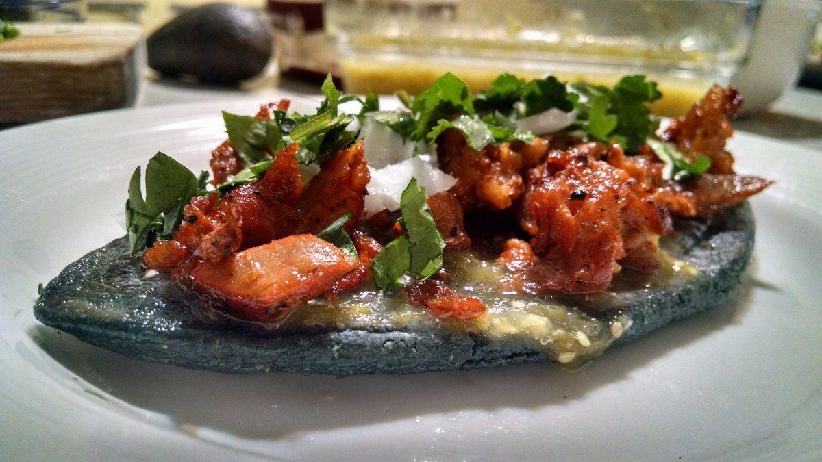 Otras delicias de la comida mexicana.