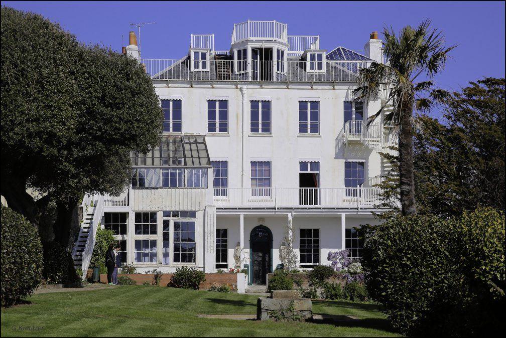 La casa de Victor Hugo estará abierta de abril a septiembre para los visitantes.
