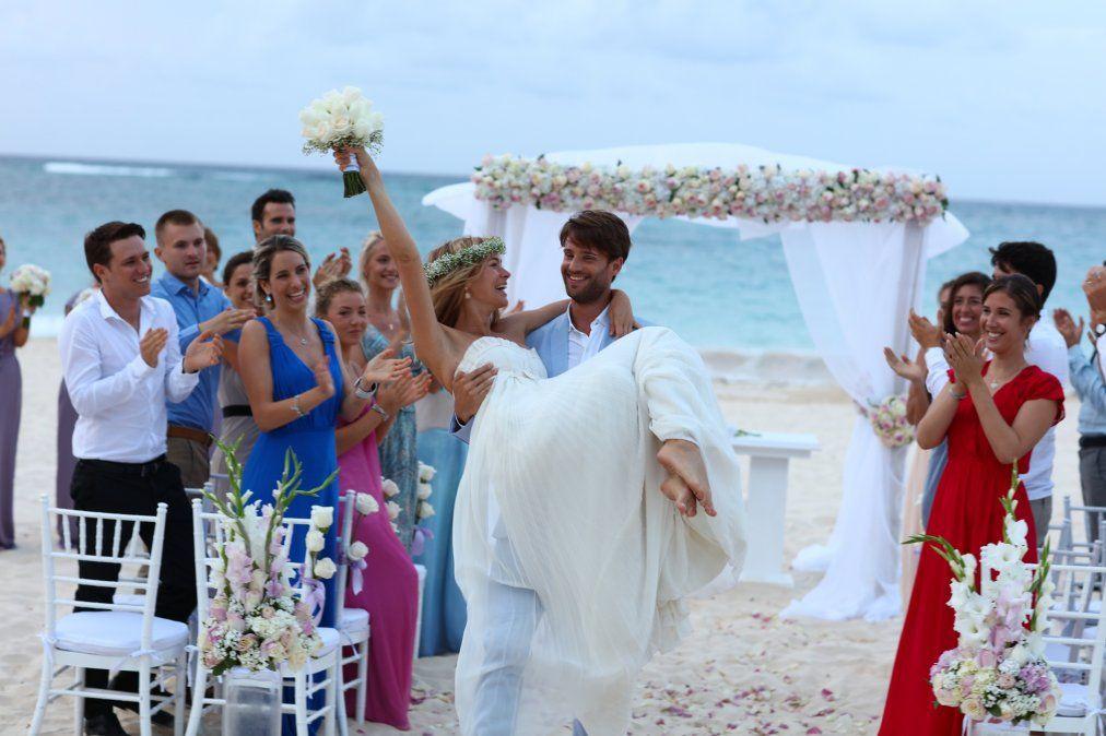 Casarse en el paraíso es posible gracias a los paquetes promocionales de Iberostar y Piamonte.