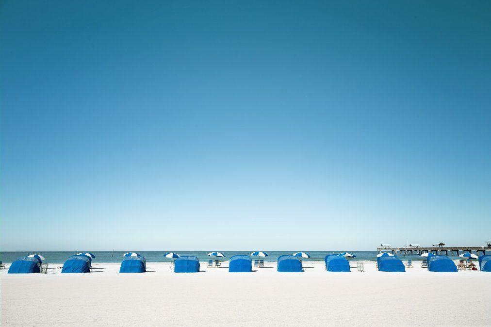 A menos de media hora de auto de St. Pete/Clearwater nos encontramos con playas para todos los gustos.