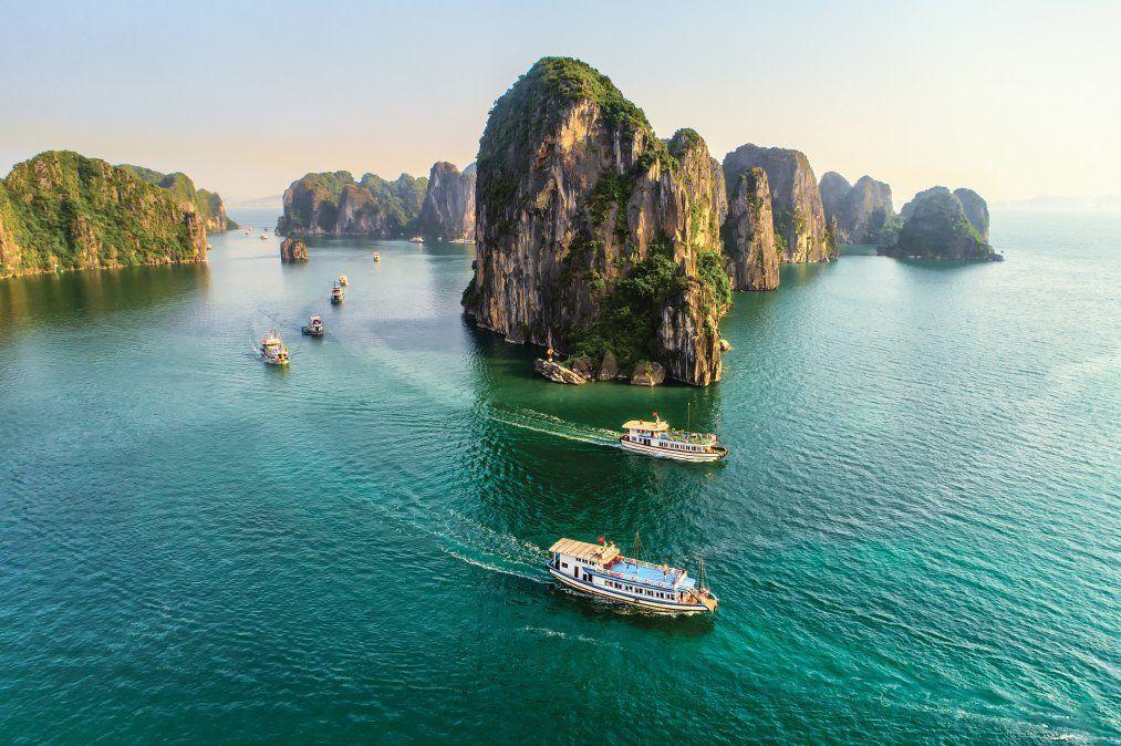 Muchas de las excursiones están incluidas en la tarifa del viaje.
