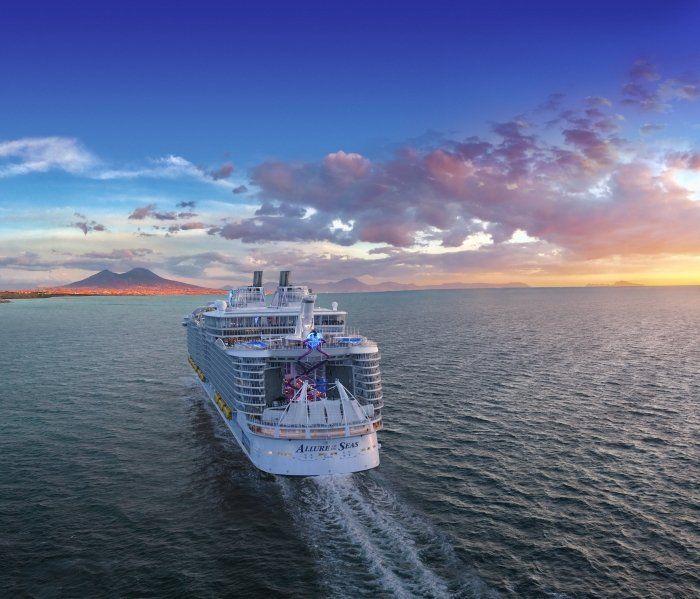 El Allureof the Seasofrecerá nuevas atracciones a bordo.