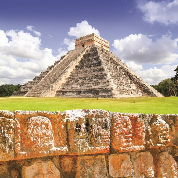 Chichén Itzá fue declarado Patrimonio de la Humanidad en 1988 y una de las nuevas Siete Maravillas del Mundo Moderno en 2007.