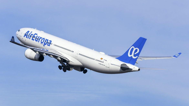 Air Europa propone vuelos económicos desde España.