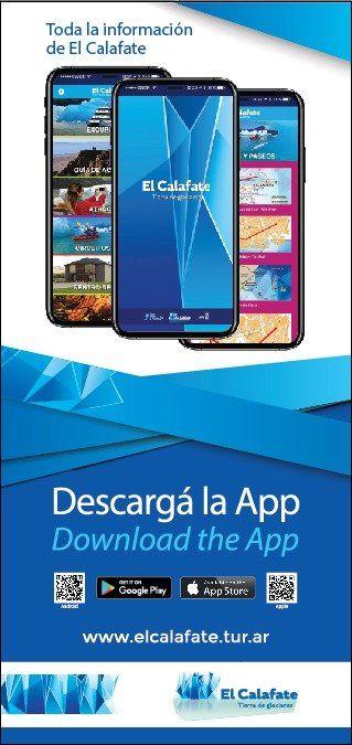El Calafate tiene su app para los viajeros
