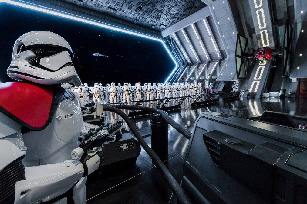La épica experiencia es uno de los proyectos más ambiciosos de Walt Disney Imagineering.