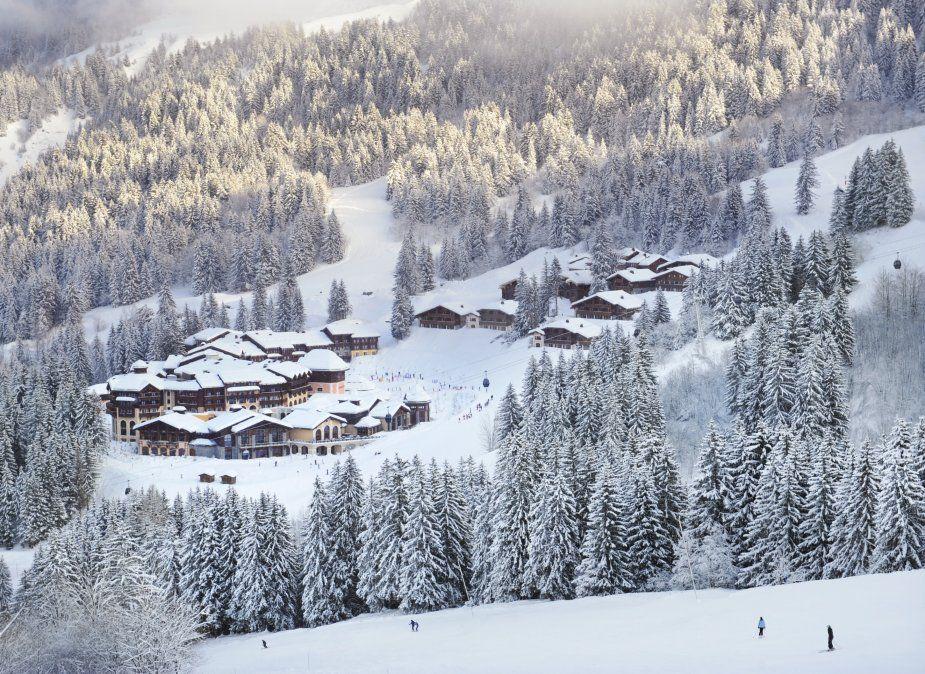 El encanto de las villas europeas