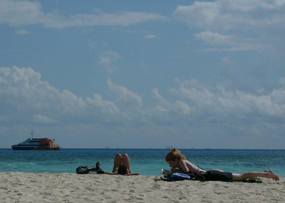 Las playas mexicanas