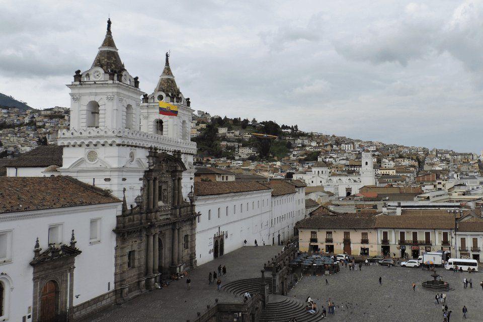 El Centro Histórico es el punto más emblemático de la ciudad.