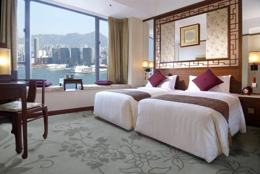 El Lan Kwai Fong Hotel de Hong Kong es una de las mejores opciones de alojamiento en el pintoresco y agitado Central Distric