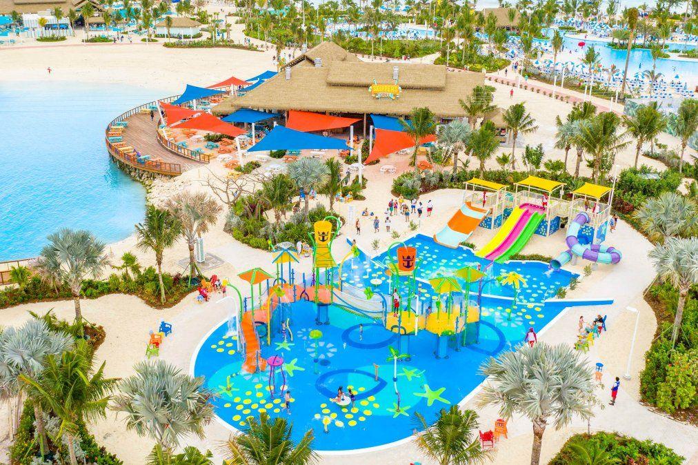 CocoCay se presenta como una isla divertida para todo tipo de público.