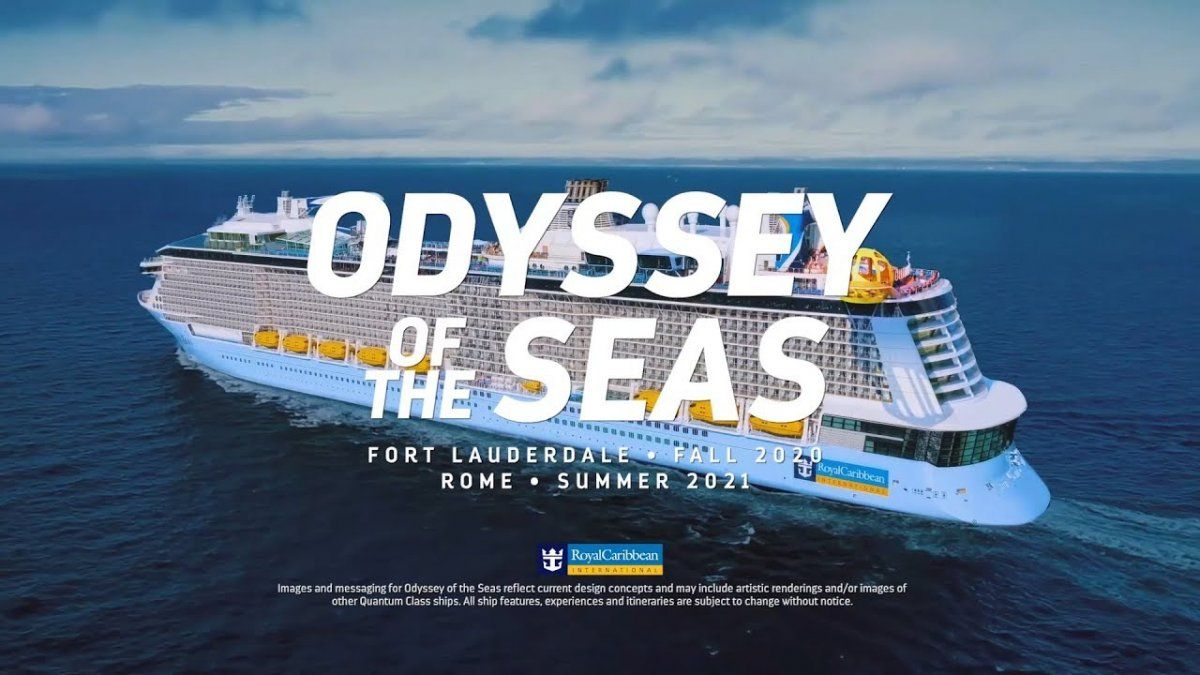 El barco estará listo para el verano de 2021 en el hemisferio norte.