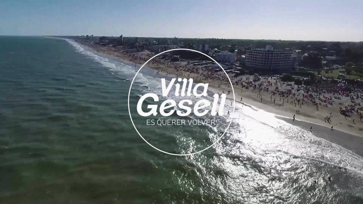 Villa Gesell busca relanzar los destinos de su localidad.