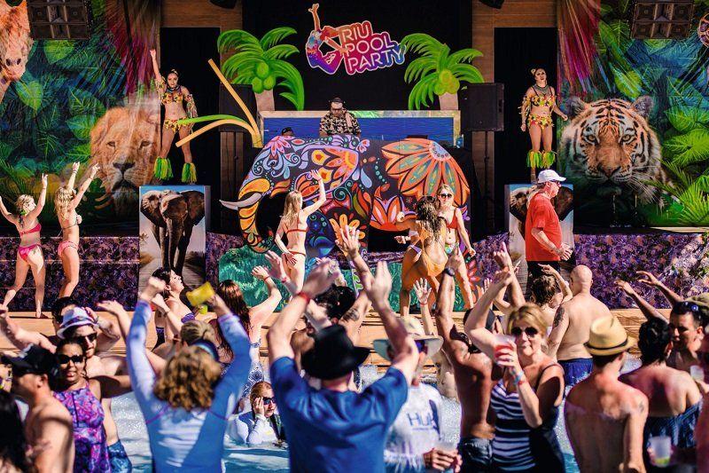 Las Riu Party ya están presentes en Punta Cana