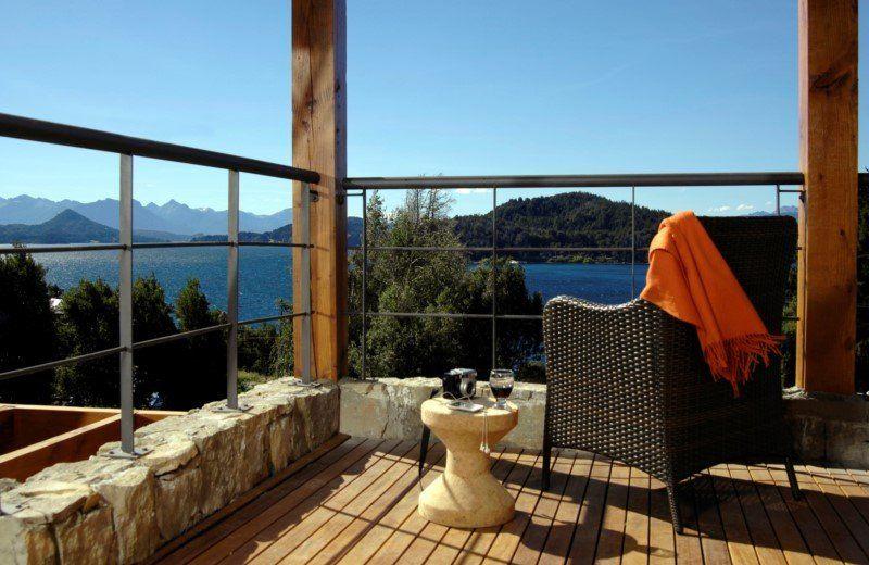Tiempo de relax en el Rochester Bariloche.