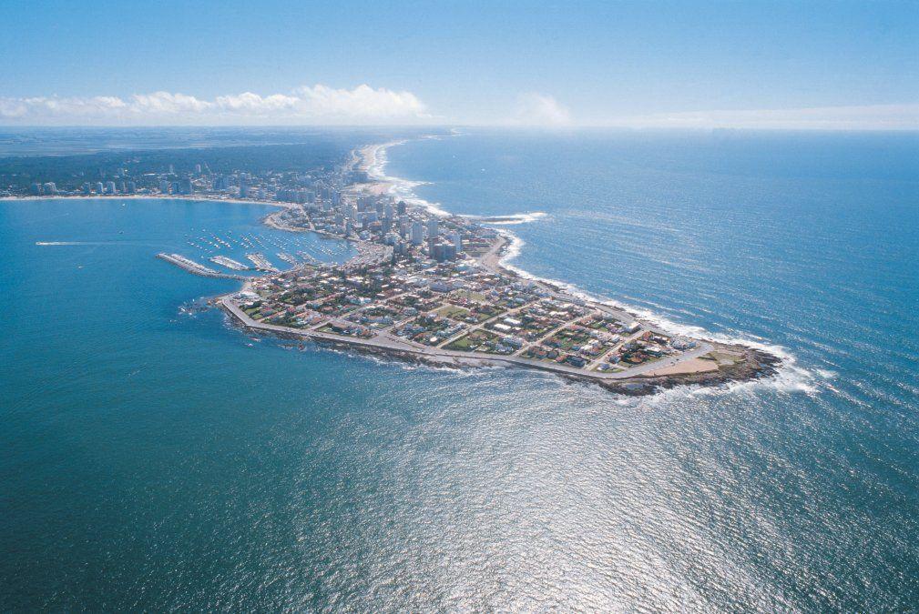 Uruguay ostenta una larga costa