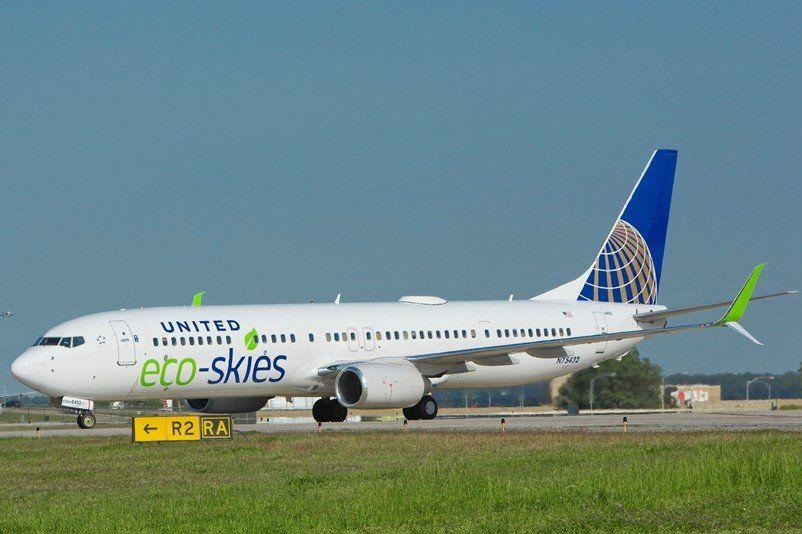 La aerolínea lidera las acciones medioambientales de la industria aerocomercial.