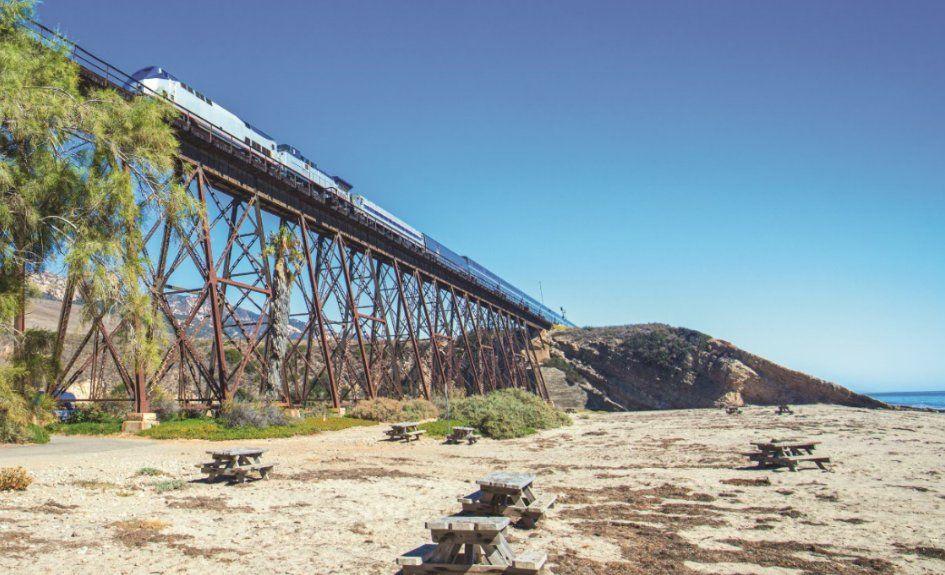Atravesar puentes regala deslumbrantes vistas.