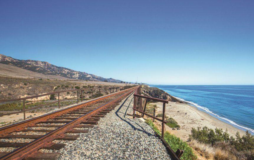 La costa de California