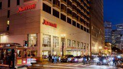 Marriott, una marca con fuerte influencia en los viajes corporativos.
