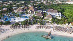 Bahía Príncipe reabre hoteles en el Caribe.
