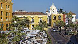 Cartagena, Santa Marta, San Andrés y Cancún son los destinos de Escapadas libres de Viajes Éxito.