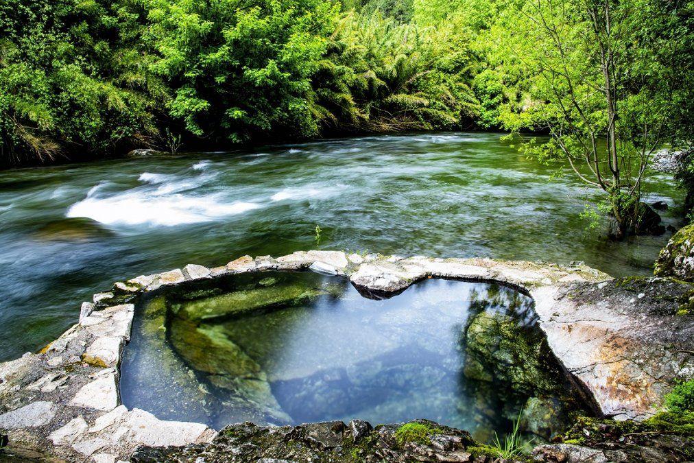 Termas de Peumayen son un verdadero santuario de la naturaleza en las cercanías al P.N. Huerquehue.