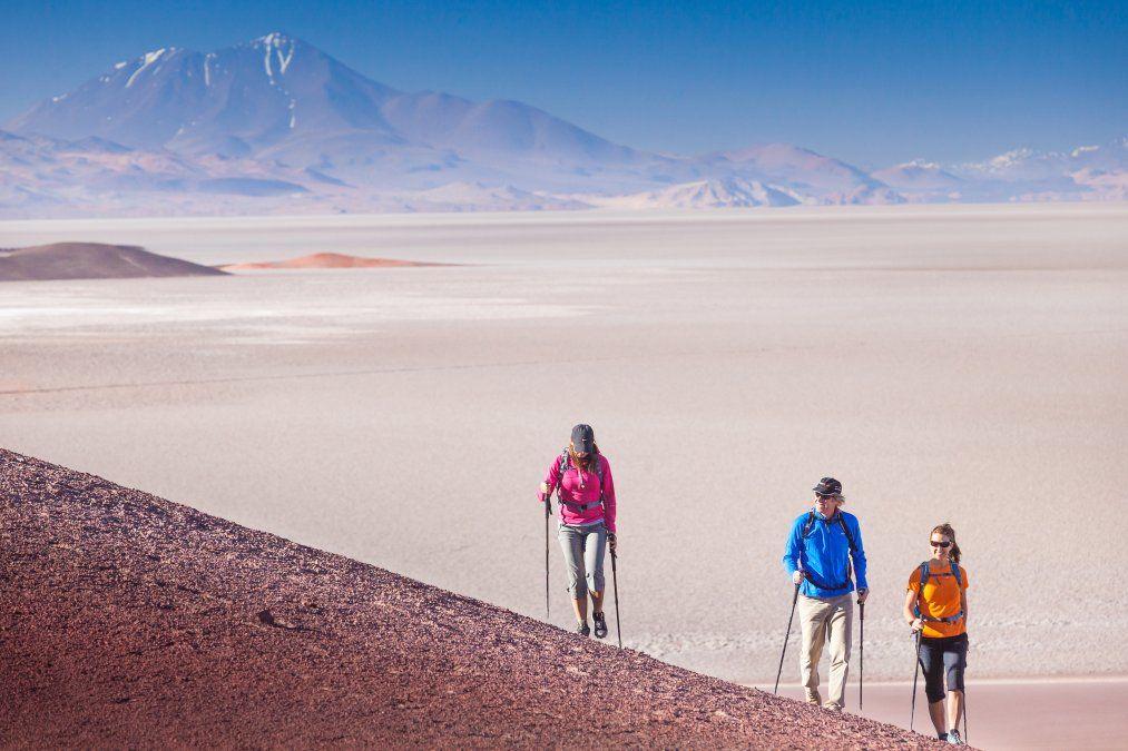 La Puna es un altiplano ubicado a más de 3.600 msnm