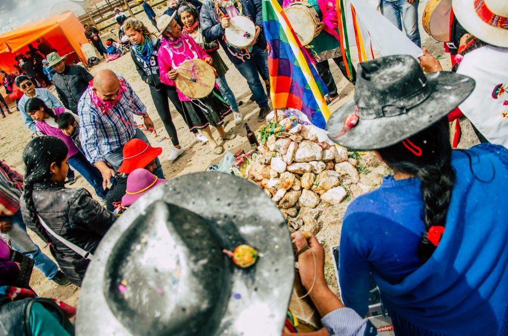 La 24º edición de la Fiesta Nacional de la Pachamama de los Pueblos Andinos