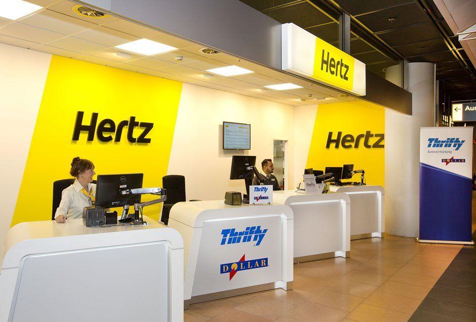 Hertz Argentina renovó su licencia con la casa madre.