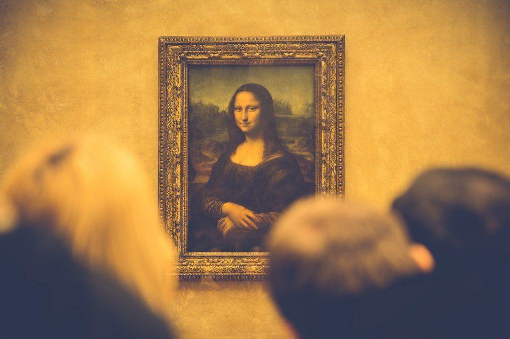 Una muestra con eje en Leonardo Da Vinci.