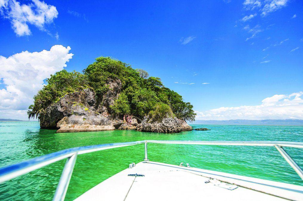 La península de Samaná es un paraíso natural.