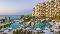 Grand Velas Resort Los Cabos, un hotel excepcional en el Pacífico mexicano.