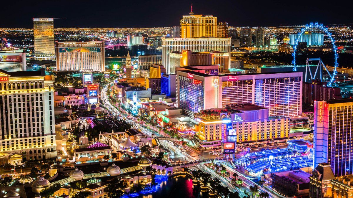 La capital turística de Nevada recibirá al IPW 2021.