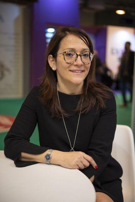 Chiara Gigliotti.
