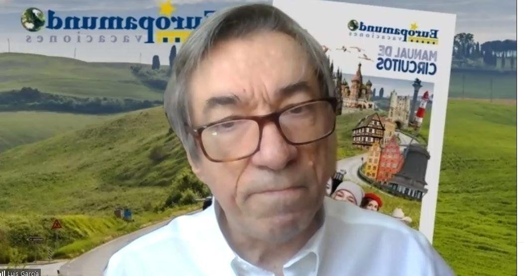 Luis García Codrón.