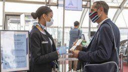 air france instaura el uso del tapabocas mientras iata lanza sus recomendaciones