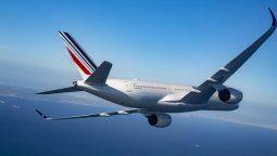 Air France se propone a retomar su calendario de vuelo.