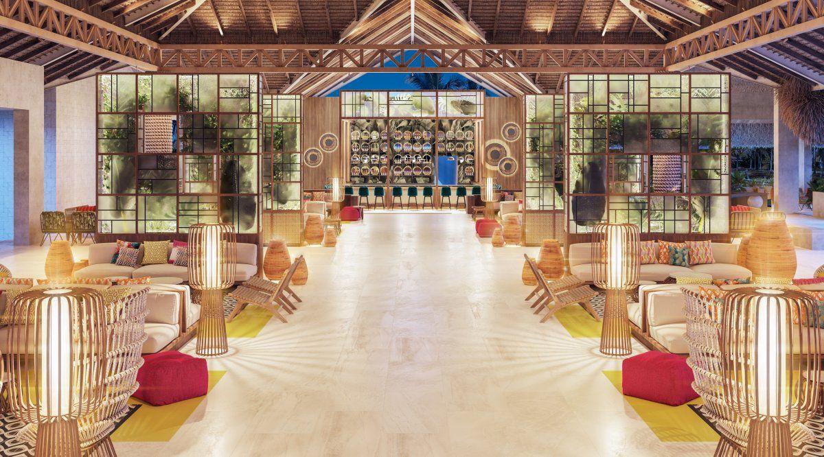 Flamantes espacios renovados