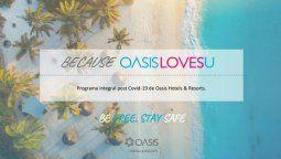 oasis. programa integral post covid-19