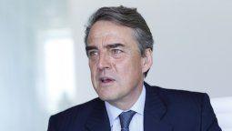 Alexandre de Juniac, director General y CEO de la IATA