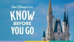 Disney anunció novedades para el regreso a las operaciones.