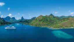 Paul Gauguin Cruises reinicia sus cruceros a la Polinesia francesa